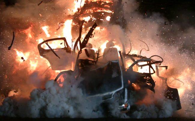 Fire & Pyro Showreel 2016