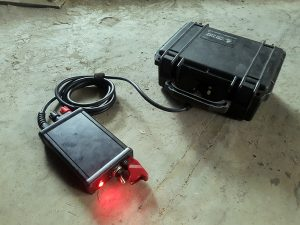 24v Single Hit Firing Switch & Battery Image