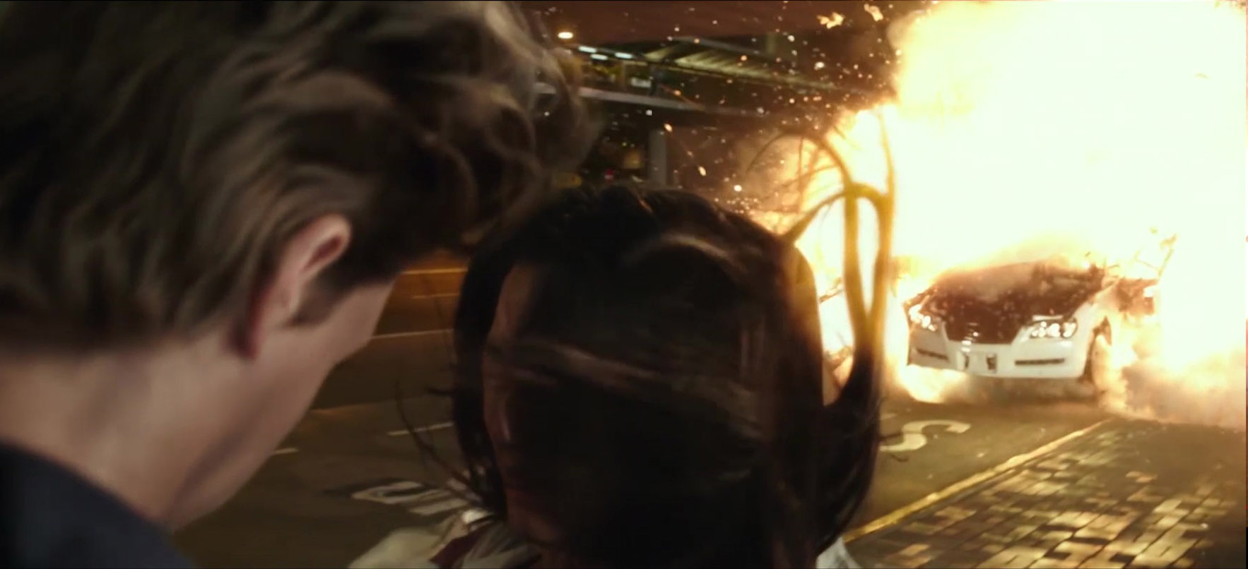 Car explosion from Blackhat