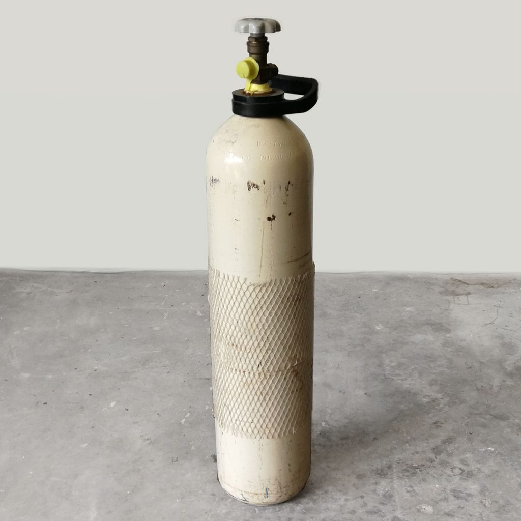 CO₂ Gas Cylinder for Viscount Image