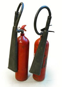 CO₂ Fire Extinguisher Image