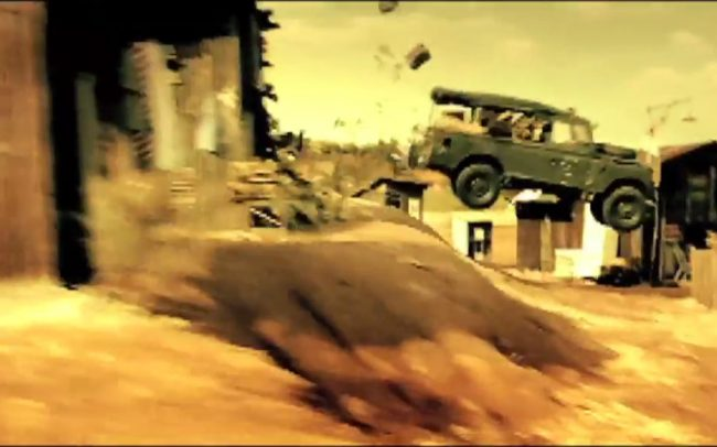 Country - Flavor of Adventure - Car Jump