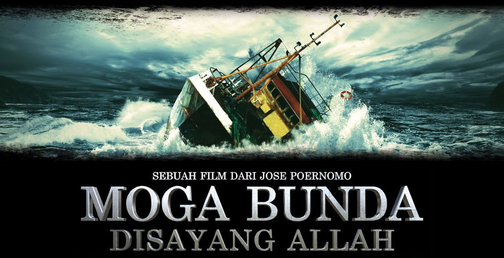 Sinking Ship poster from 'Moga Bunda'