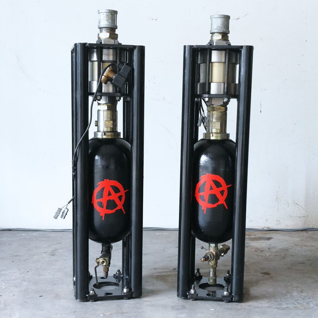 Nitrogen Accumulators Image