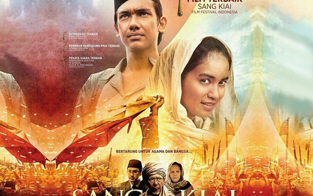 Sang Kiai Movie Poster