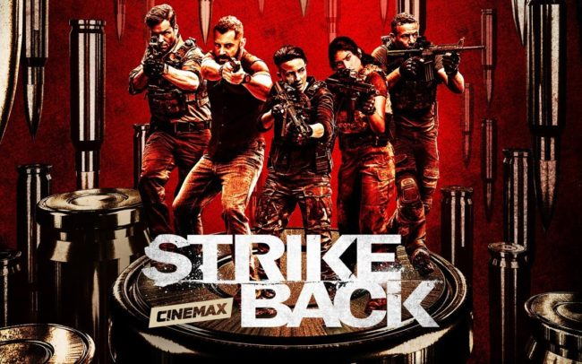 Strike Back - Season 8 poster