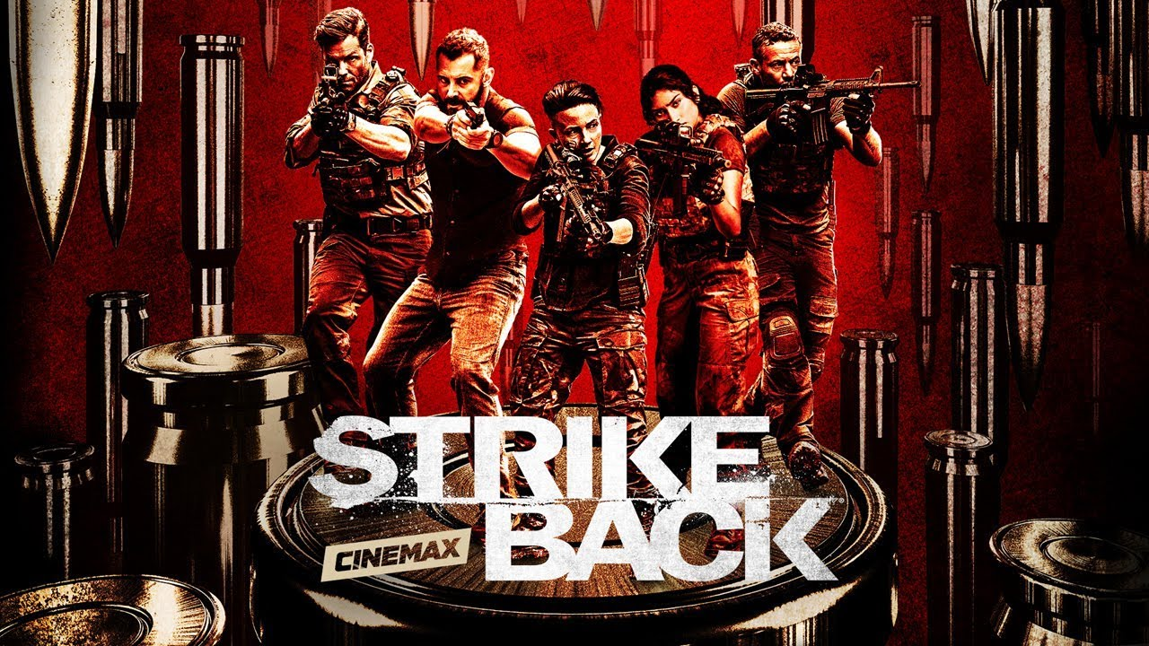 Strike Back - Season 8 poster