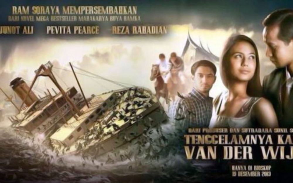 Van Der Wijck Movie Poster